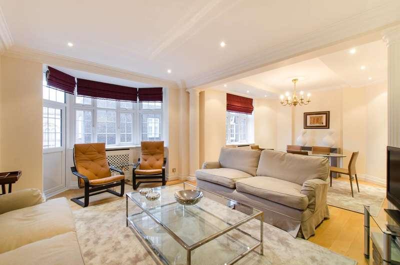 3 Bedrooms Flat for sale in Princes Court, Knightsbridge, Knightsbridge, SW3
