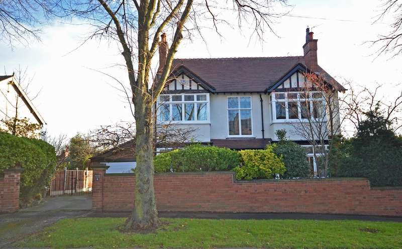 4 Bedrooms Detached House for sale in Poplar Avenue, Wakefield