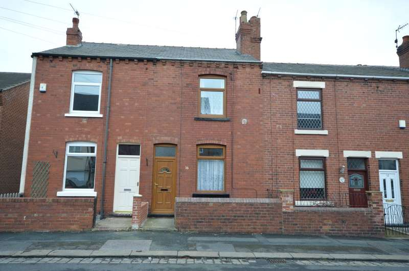 2 Bedrooms Terraced House for sale in Oakenshaw Street, Agbrigg, Wakefield