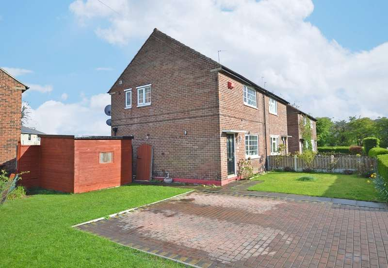 2 Bedrooms Semi Detached House for sale in Rufford Street, Wakefield