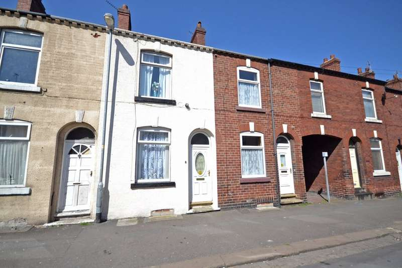 2 Bedrooms Terraced House for sale in Earl Street, Wakefield