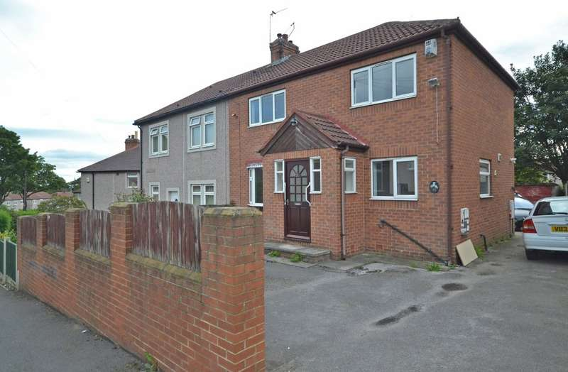 4 Bedrooms Semi Detached House for sale in Chantry Road, Wakefield