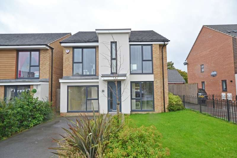 4 Bedrooms Detached House for sale in The Pastures, Royston, Barnsley