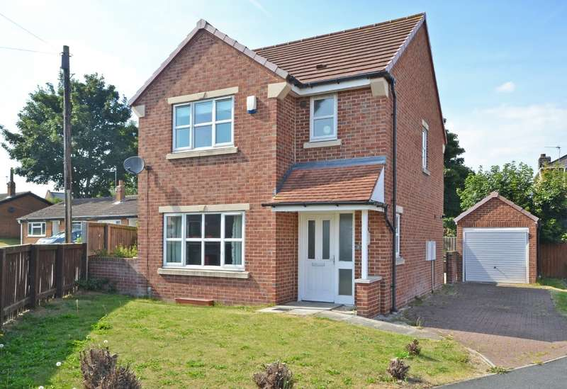 3 Bedrooms Detached House for sale in Ramsey Court, Middlestown