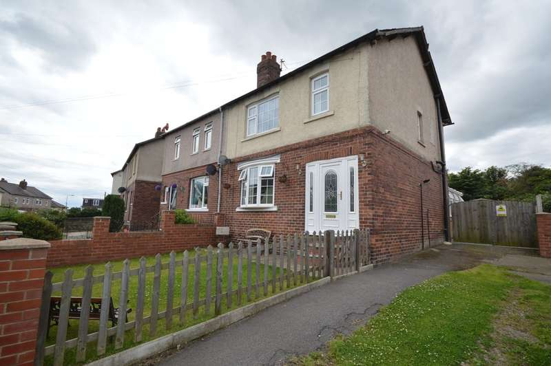 3 Bedrooms Semi Detached House for sale in Ridge Road, Middlestown