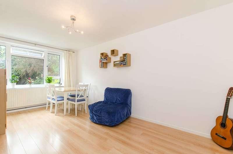 1 Bedroom Flat for sale in Kennington, Kennington, SE11