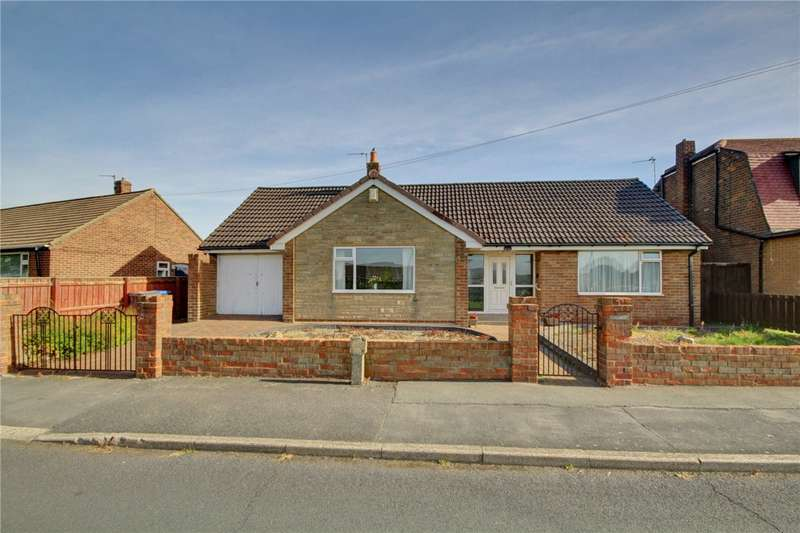 3 Bedrooms Detached Bungalow for sale in Dallymore Drive, Bowburn, Durham, DH6