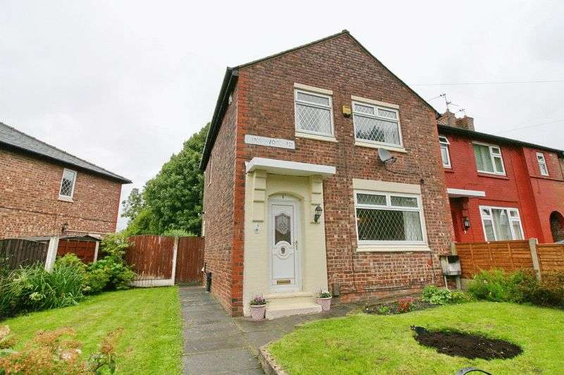 3 Bedrooms Terraced House for sale in Kingswood Road, Eccles Manchester