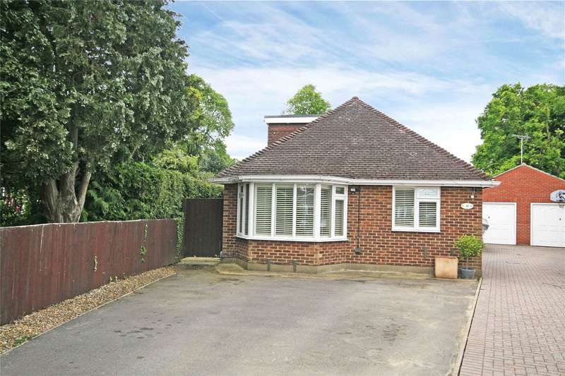 4 Bedrooms Detached Bungalow for sale in Winern Glebe, Byfleet, West Byfleet, Surrey, KT14