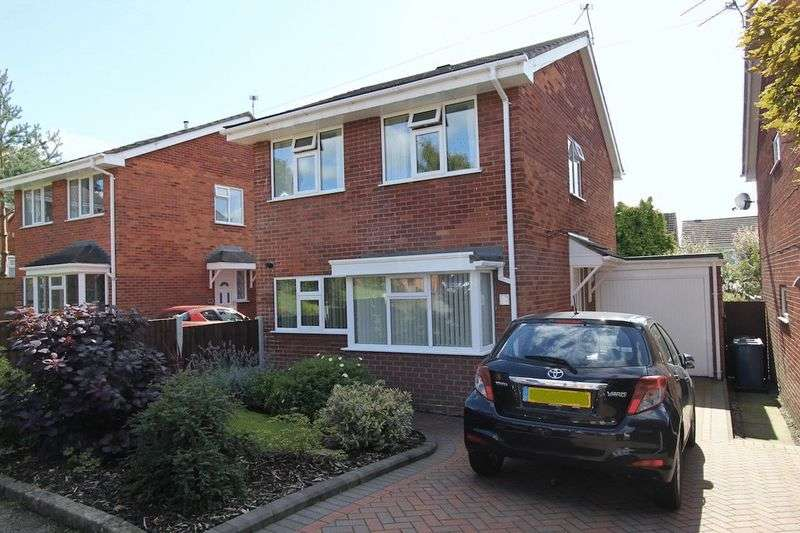 4 Bedrooms Detached House for sale in Wynstay Court, Clayton