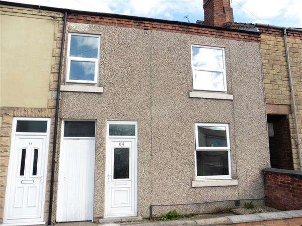 3 Bedrooms Terraced House for sale in Glasshouse Hill, Codnor