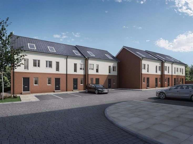 2 Bedrooms Apartment Flat for sale in The Woodlands Chesterfield