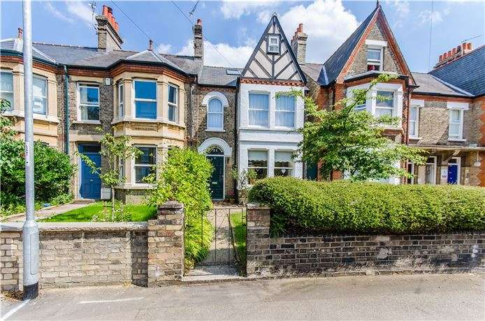 4 Bedrooms End Of Terrace House for sale in Tenison Road, Cambridge