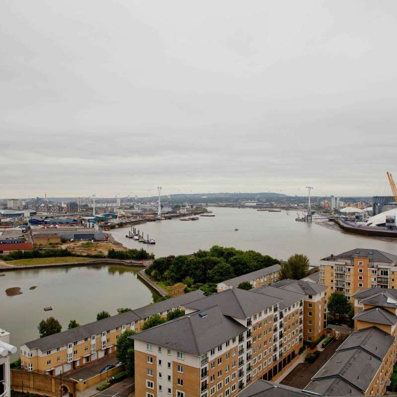 1 Bedroom Apartment Flat for sale in Proton Tower, London E14