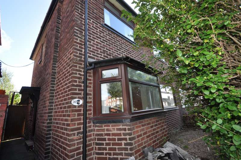 3 Bedrooms Semi Detached House for sale in Hillcroft Road, Wallasey