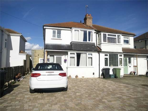 3 Bedrooms Semi Detached House for sale in Southville Close, West Ewell