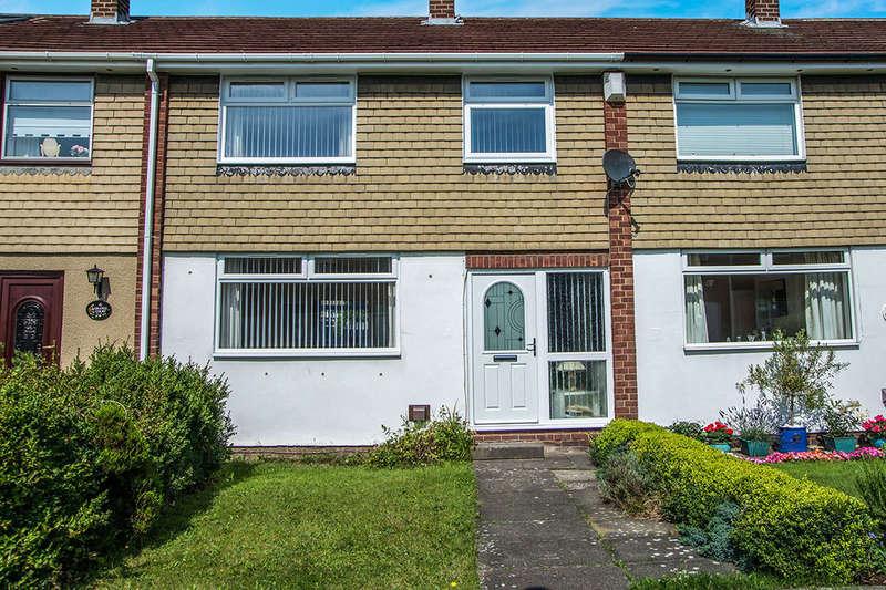 3 Bedrooms Property for sale in Grange Court, Ryton, NE40