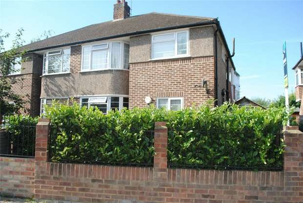 2 Bedrooms Maisonette Flat for sale in Whitton Road, Twickenham