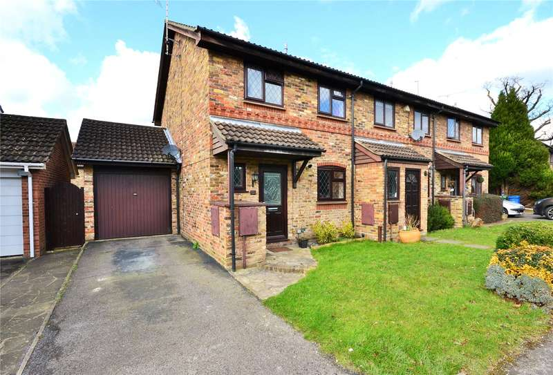 3 Bedrooms End Of Terrace House for sale in Setley Way, Bracknell, Berkshire, RG12