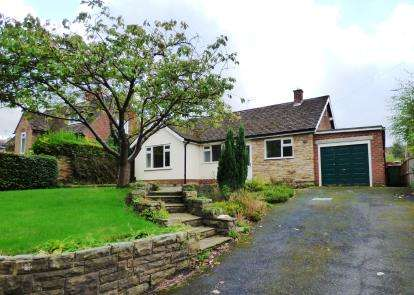 3 Bedrooms Bungalow for sale in Andrew Lane, High Lane, Stockport, Greater Manchester