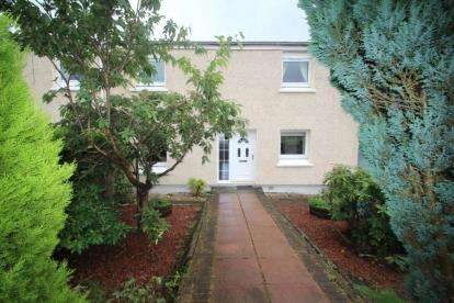 3 Bedrooms Terraced House for sale in Timmons Terrace, Chapelhall, Airdrie, North Lanarkshire