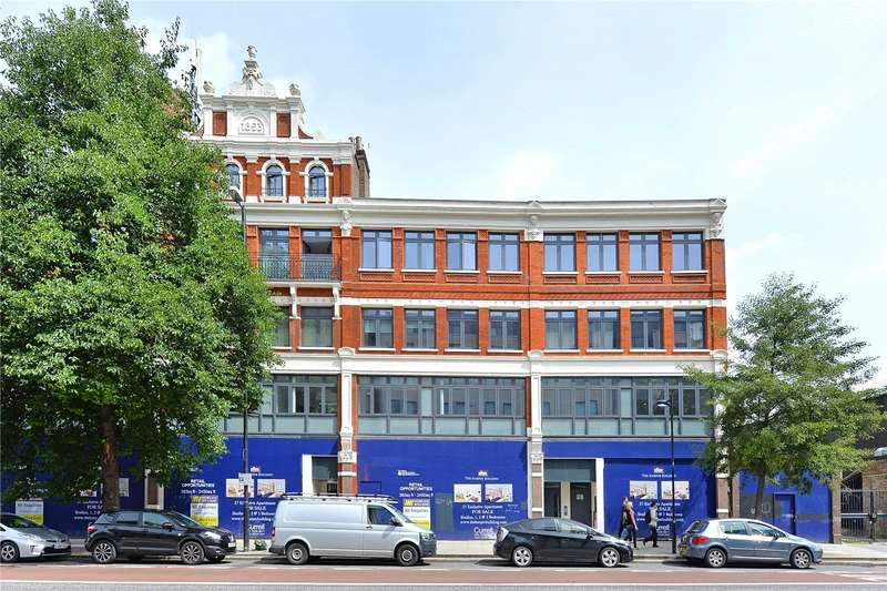 3 Bedrooms Flat for sale in The Harper Building, Holloway Road, N7