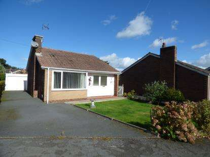 2 Bedrooms Bungalow for sale in Winchester Way, Gresford, Wrexham, Wrecsam, LL12