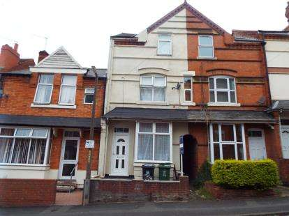 3 Bedrooms Terraced House for sale in Lodge Road, Redditch, Worcestershire