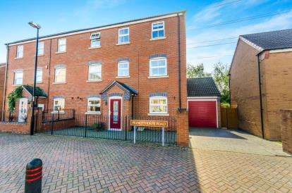4 Bedrooms Semi Detached House for sale in Princethorpe Road, Willenhall, West Midlands