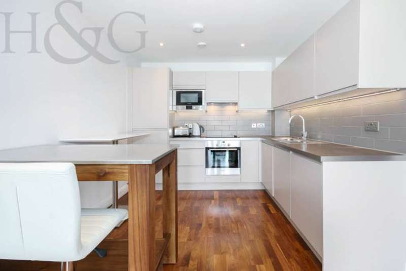 1 Bedroom Apartment Flat for sale in Holman Road, Battersea, SW11