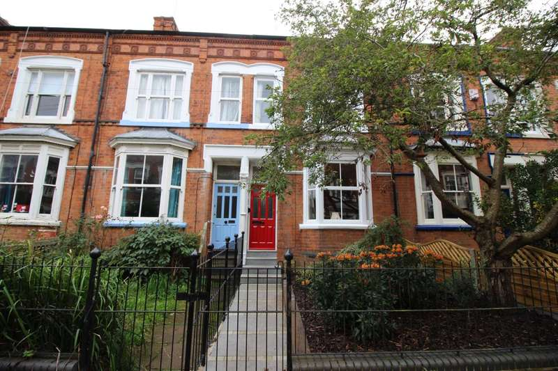 3 Bedrooms Terraced House for sale in College Avenue, Off London Road