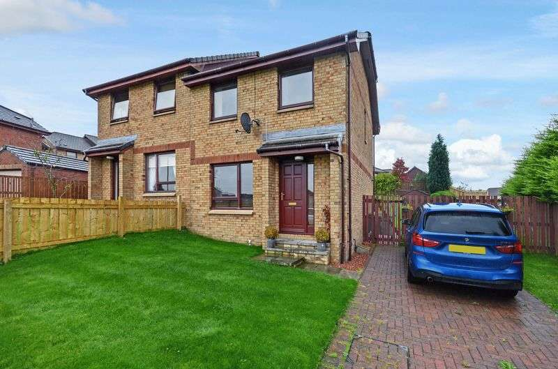 3 Bedrooms Semi Detached House for sale in The Farm Houses, Kilsyth