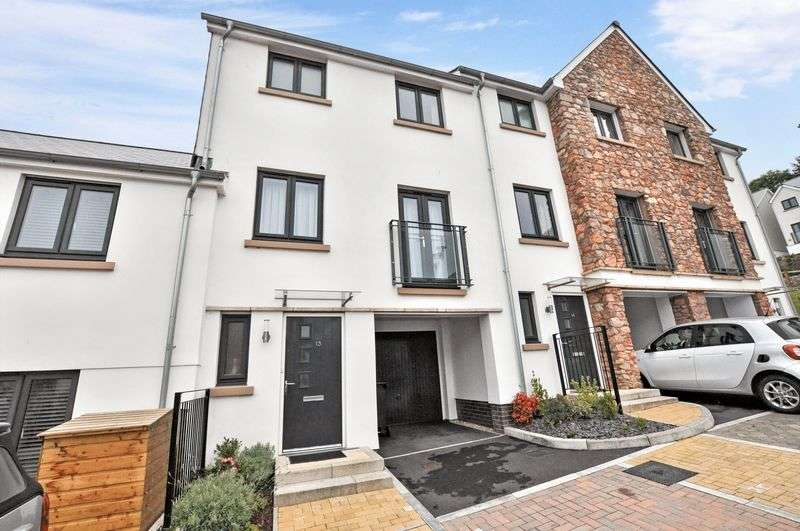 3 Bedrooms Terraced House for sale in Newton Abbot