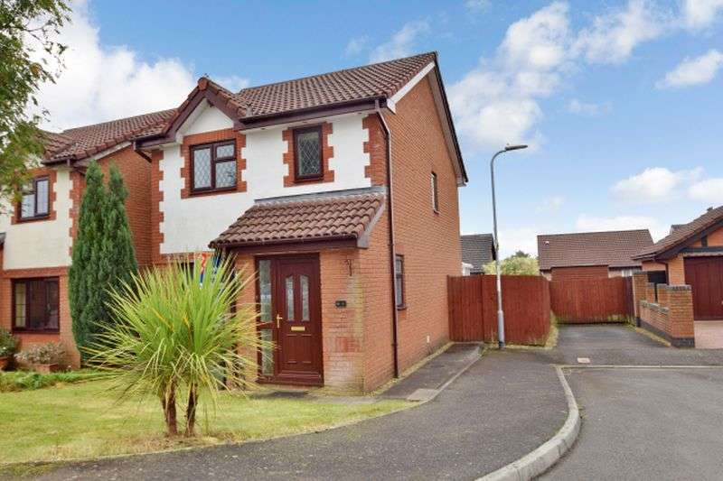 2 Bedrooms Detached House for sale in Tegfan Court, Henllys, Two Bedrooms