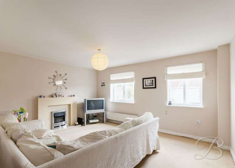 3 Bedrooms Terraced House for sale in Millrise Road, Mansfield