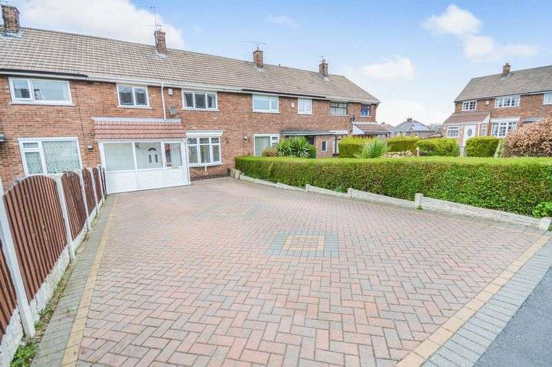 3 Bedrooms Terraced House for sale in Payne Crescent, Rawmarsh, Rotherham