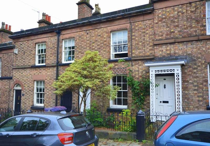 3 Bedrooms Terraced House for sale in Church Road, Woolton Village