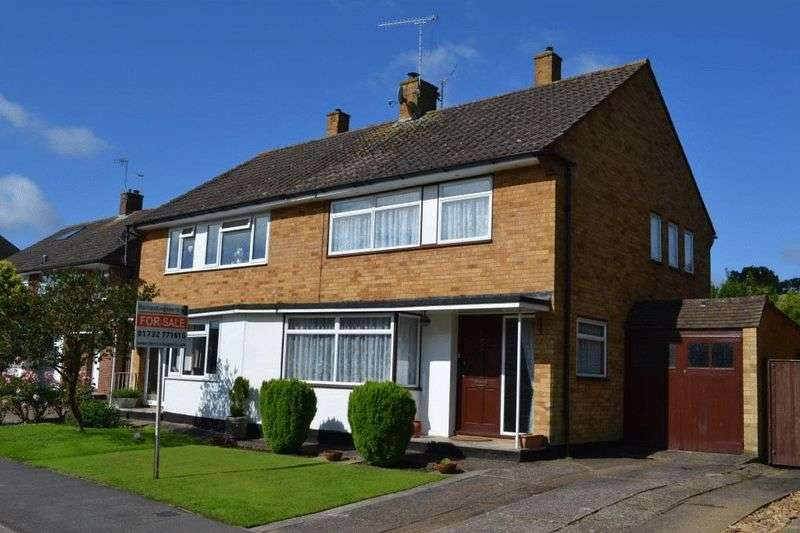 3 Bedrooms Semi Detached House for sale in Ashden Walk, Tonbridge
