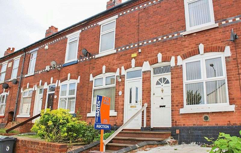 2 Bedrooms Terraced House for sale in Lewis Street, Walsall