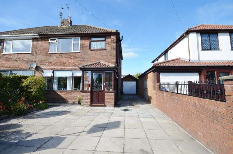 3 Bedrooms Semi Detached House for sale in 57 Blackpool Road, Poulton-Le-Fylde, FY6 7BQ