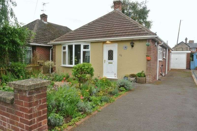 3 Bedrooms Detached Bungalow for sale in Harby Avenue, Sutton-In-Ashfield