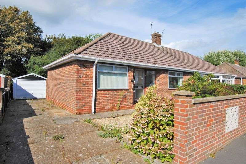 2 Bedrooms Semi Detached Bungalow for sale in Julian Road, Sholing