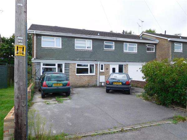 5 Bedrooms End Of Terrace House for sale in Galloway Road, Poole
