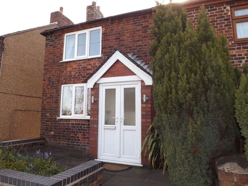 2 Bedrooms End Of Terrace House for sale in Wereton Road, Stoke-On-Trent, ST7