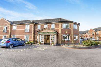 1 Bedroom Flat for sale in Burlington Apartments, Roseholme Road, Northampton, Northamptonshire