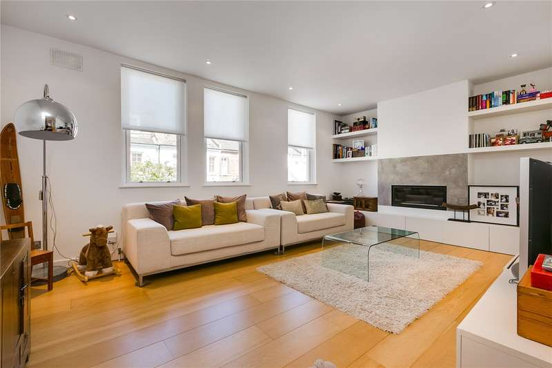 4 Bedrooms Terraced House for sale in Cleveland Gardens, London, SW13