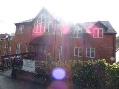 1 Bedroom Flat for sale in Cwrt Glan Y Gamlas, Abbey Road, Llangollen, Denbighshire, LL20