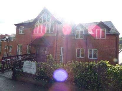 1 Bedroom Flat for sale in Cwrt Glan Y Gamlas, Abbey Road, Llangollen, Denbighshire, LL20