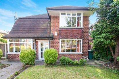 4 Bedrooms Detached House for sale in Wellington Road, Fallowfield, Manchester, Greater Manchester