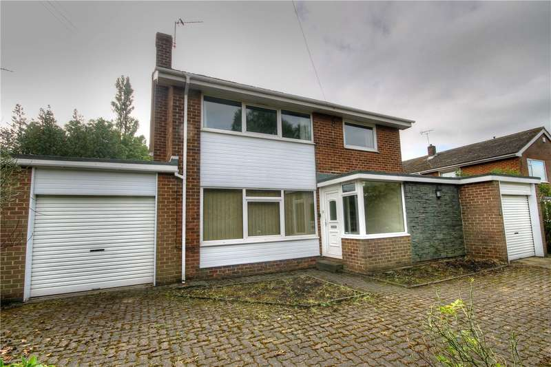3 Bedrooms Detached House for sale in Churchside, Great Lumley, Chester le Street, DH3